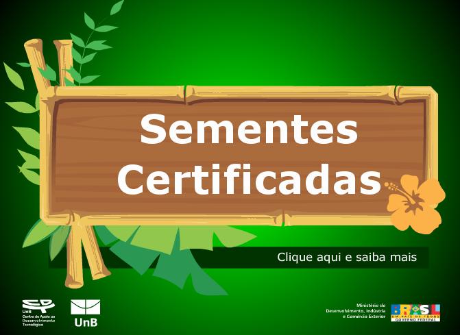 Sementes Certificadas